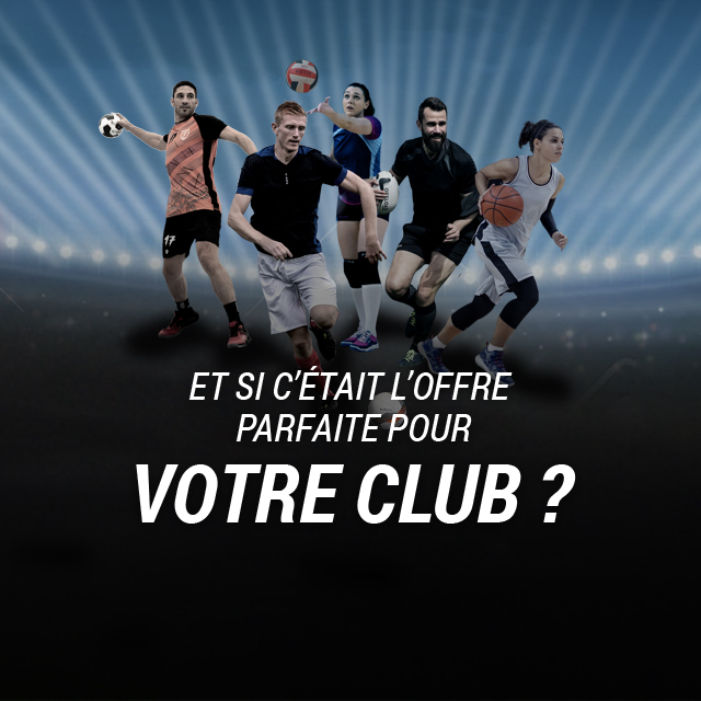 Offre Clubs Decathlon Pro