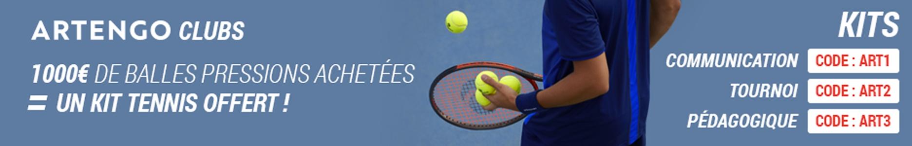 Textile Tennis Homme