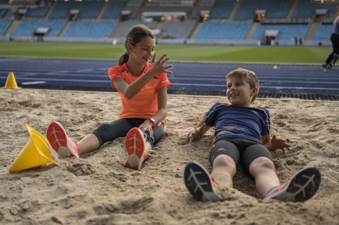 Activité sportive : Le mini Decathlon