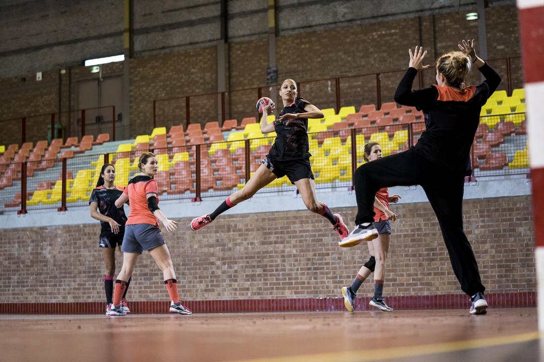 Louise la Handballeuse