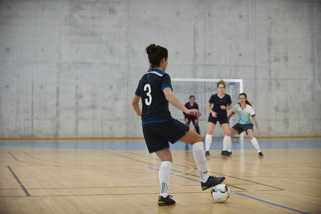 Marie la Futsaleuse