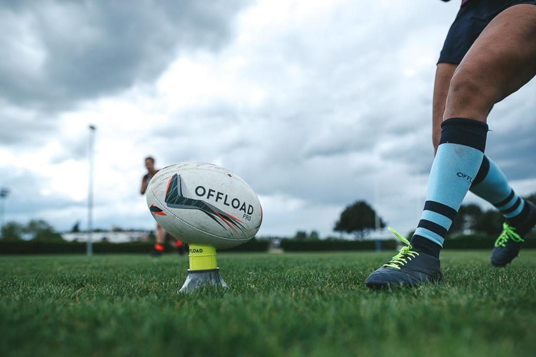Découvrez le Rugby avec Decathlon Pro & Offload