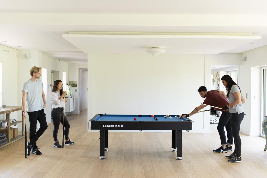 Transformer une salle de réunion en salle de sport