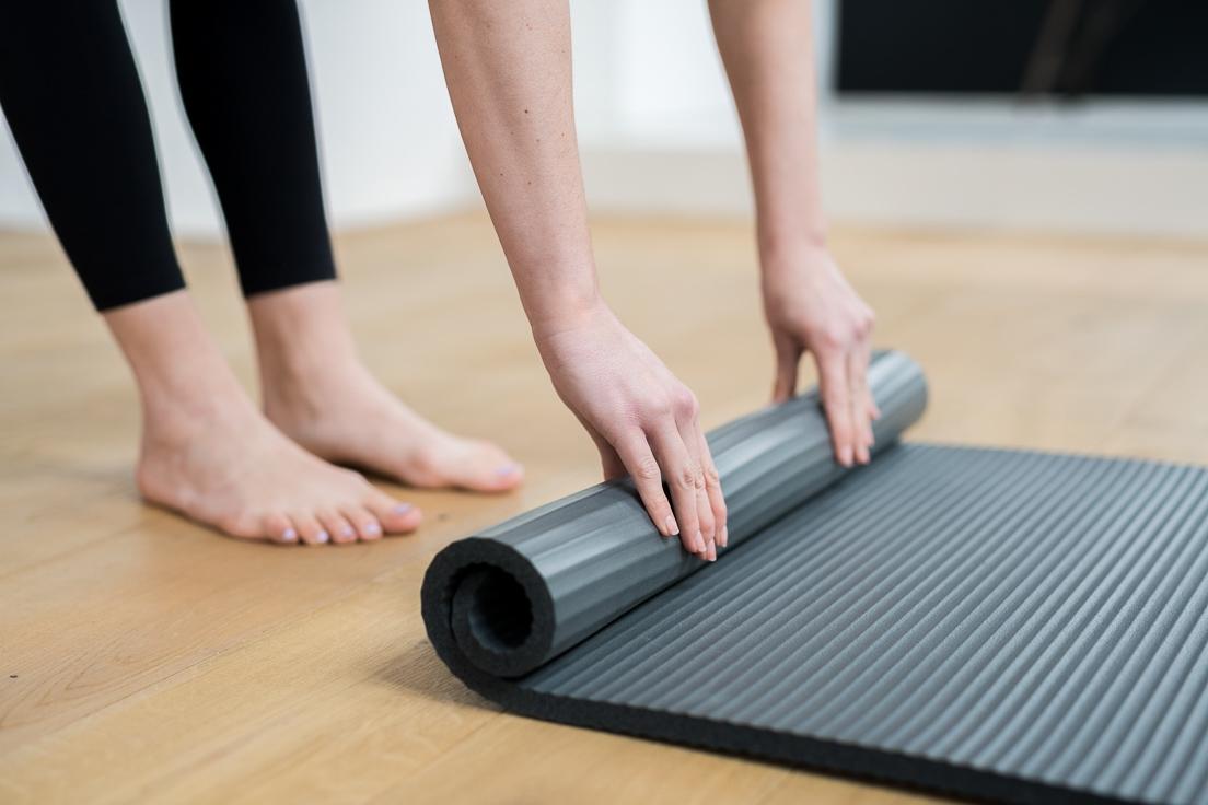 Guide d'achat des tapis de gym au sol