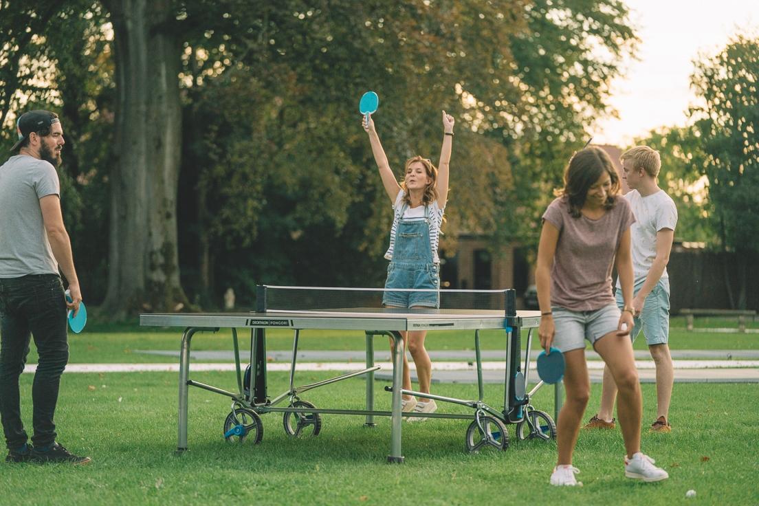 Guide d'achat des tables de tennis de table extérieures