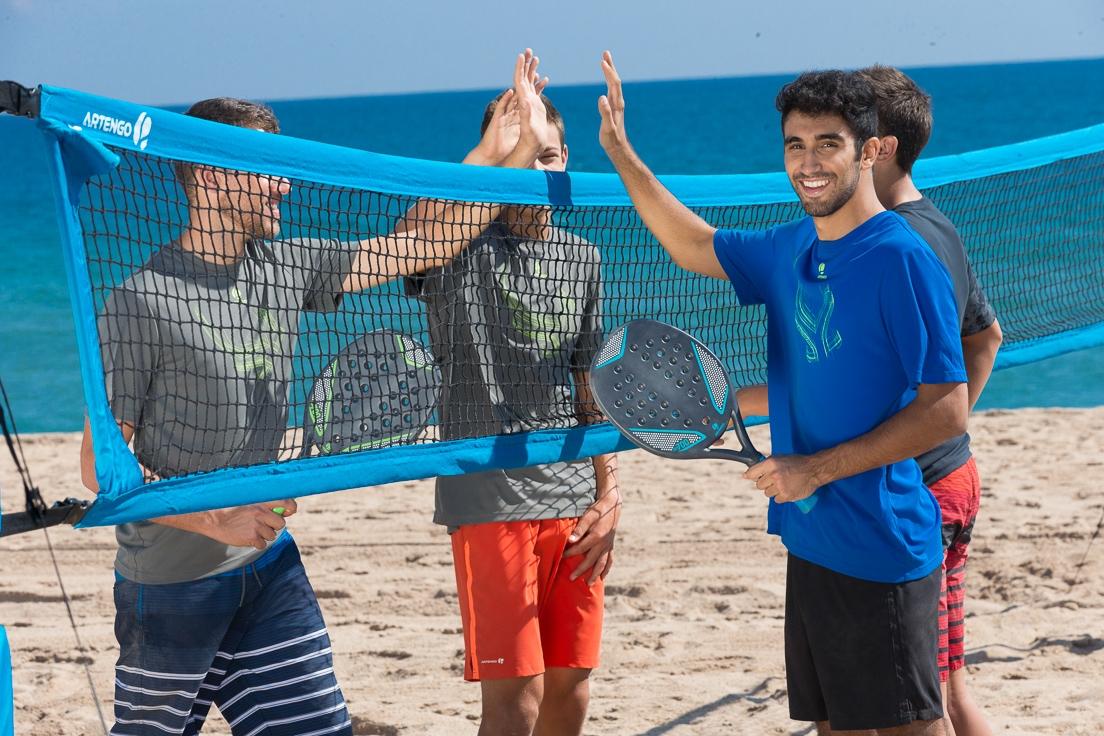 Comment organiser des olympiades sur la plage !