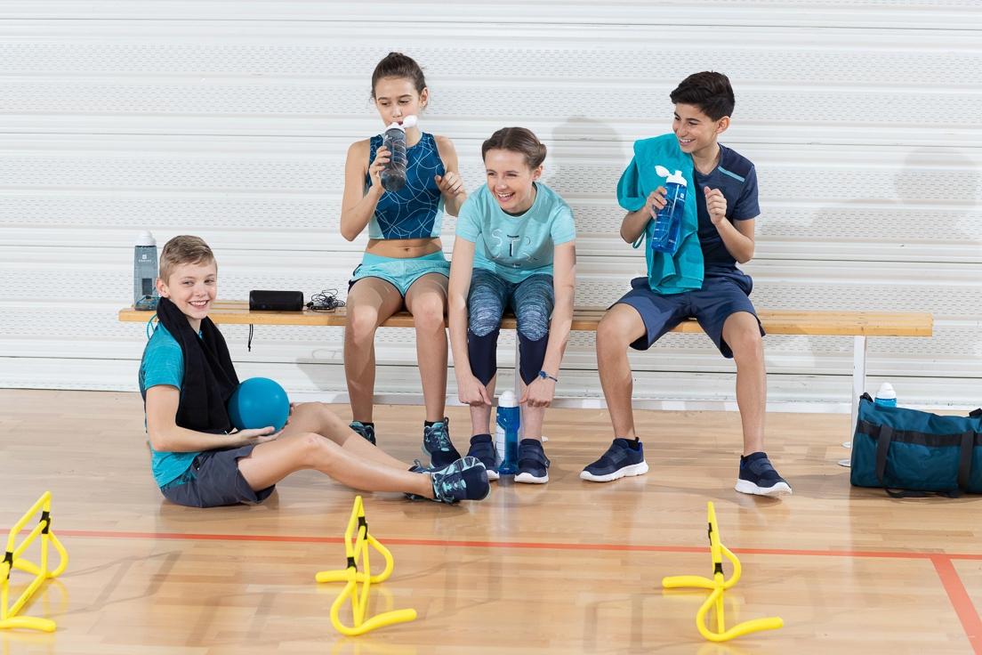 Fiche pédagogique : activité physique avec l'UFOLEP