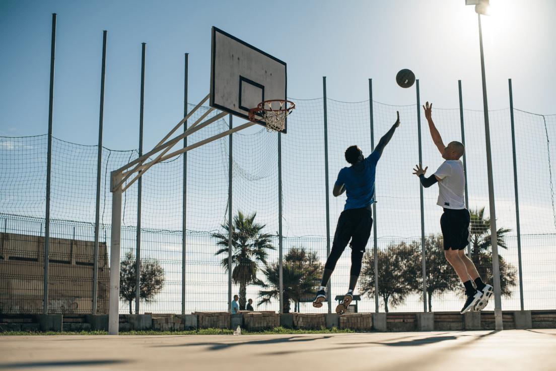 Faire Un Demi Terrain De Basket comment aménager un terrain de basket ?