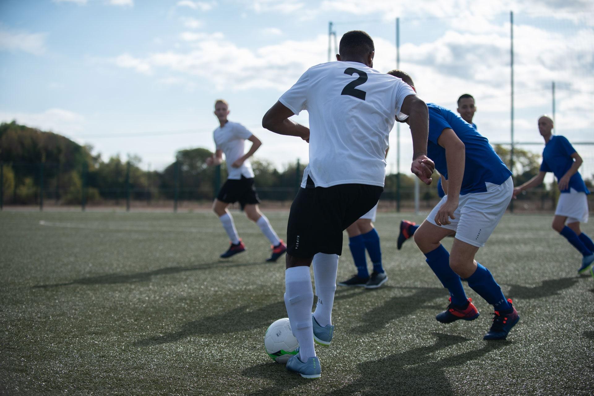 kipsta vie des clubs joueurs de foot