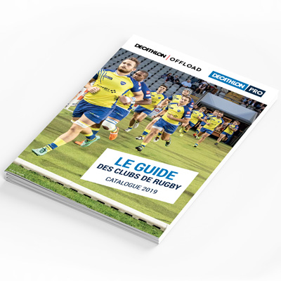 couverture du catalogue offload rugby