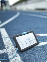 matériel électronique sportif