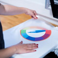 personnalisation produit textile