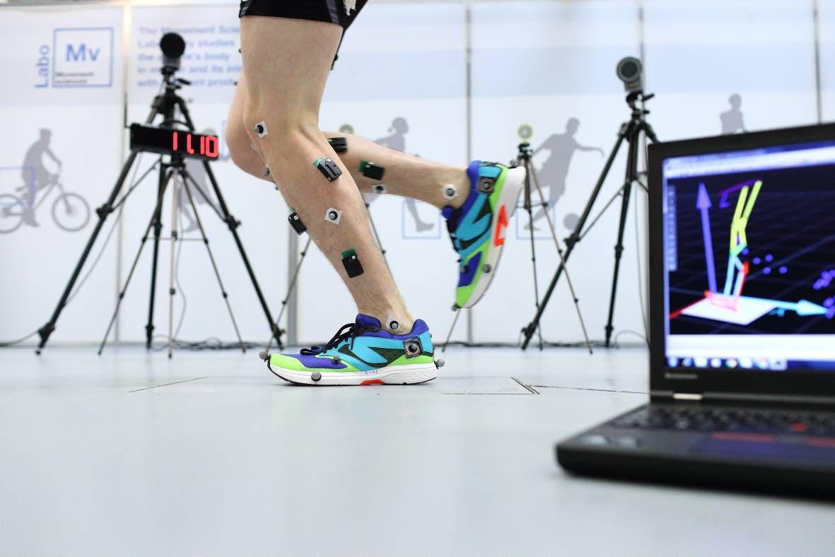 laboratoire de decathlon test running